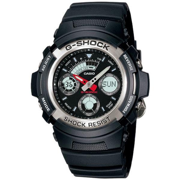 G-SHOCK ジーショック【G-SHOCK ジーショック CASIO カシオ 腕時計 【国内正規品】 メンズ AW-590-1AJF】【ジュエリー・腕時計 メンズG-SHOCK】【TiCTAC】チックタックオンラインストア
