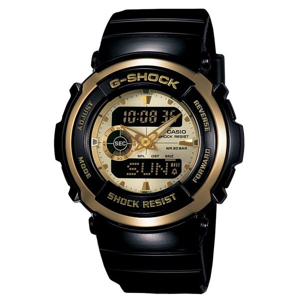 G-SHOCK ジーショック【G-SHOCK ジーショック G-SPIKE ジースパイク 腕時計 【国内正規品】 メンズ G-300G-9AJF】【ジュエリー・腕時計 メンズG-SHOCK】【TiCTAC】チックタックオンラインストア