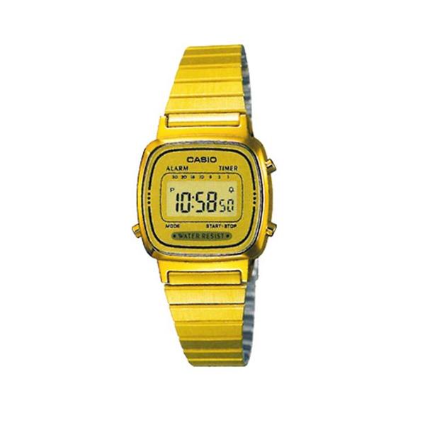 CASIO(逆輸入) カシオ【カシオ逆輸入 LA-670WGA-9】【ジュエリー・腕時計 メンズCASIO】【TiCTAC】チックタックオンラインストア