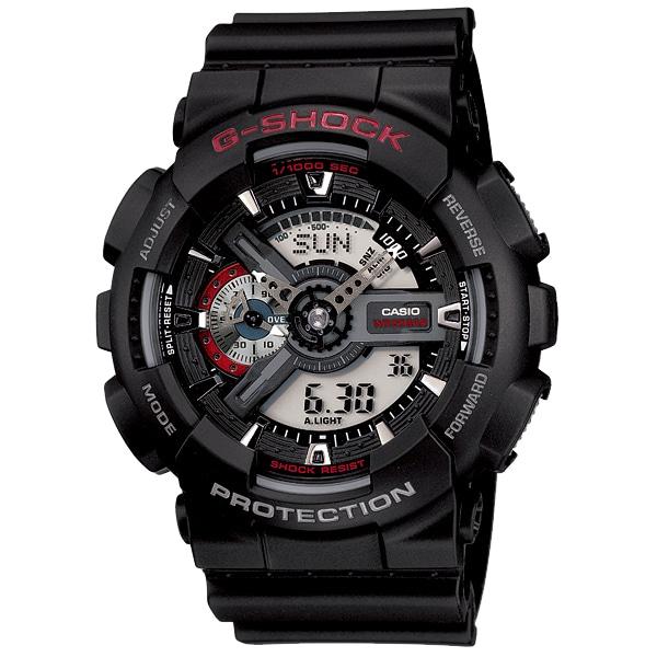 G-SHOCK ジーショック【G-SHOCK G?ショック GA-110シリーズ 腕時計 【国内正規品】 メンズ GA-110-1AJF】【ジュエリー・腕時計 メンズG-SHOCK】【TiCTAC】チックタックオンラインストア