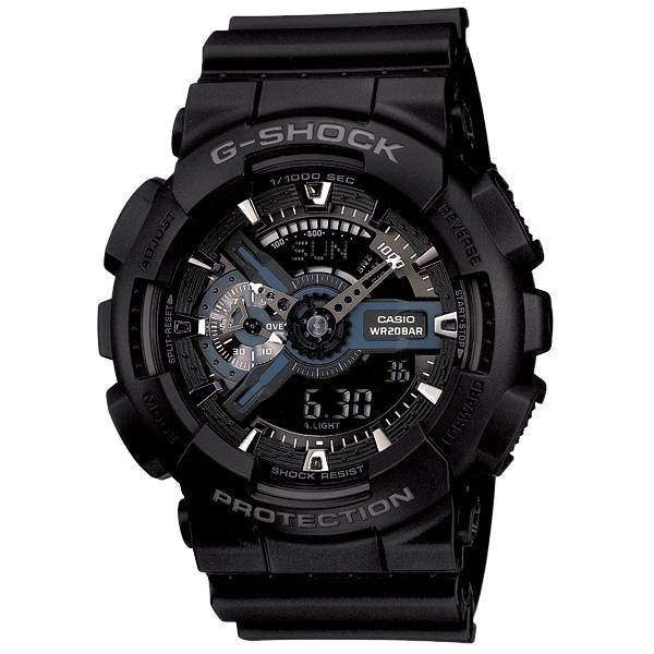 G-SHOCK ジーショック【G-SHOCK G?ショック GA-110シリーズ 腕時計 【国内正規品】 メンズ ブラック GA-110-1BJF】【ジュエリー・腕時計 メンズG-SHOCK】【TiCTAC】チックタックオンラインストア