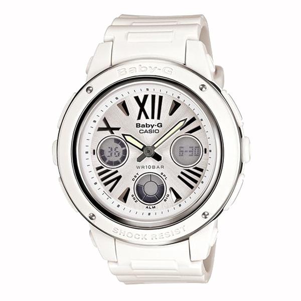 Baby-G ベビージー【Baby-G ベビージー CASIO カシオ 腕時計 【国内正規品】 レディース ホワイト BGA-152-7B1JF】【ジュエリー・腕時計 レディースBaby-G】【TiCTAC】チックタックオンラインストア