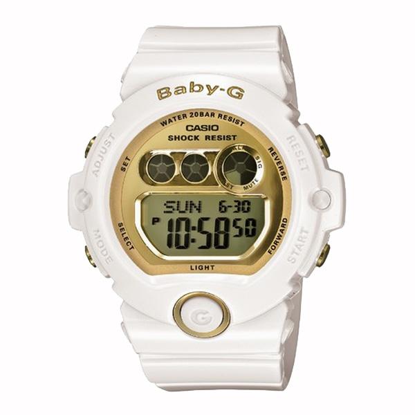 Baby-G ベビージー【Baby-G ベビージー CASIO カシオ 腕時計 【国内正規品】 レディース ホワイト/ゴールド BG-6901-7JF】【ジュエリー・腕時計 レディースBaby-G】【TiCTAC】チックタックオンラインストア