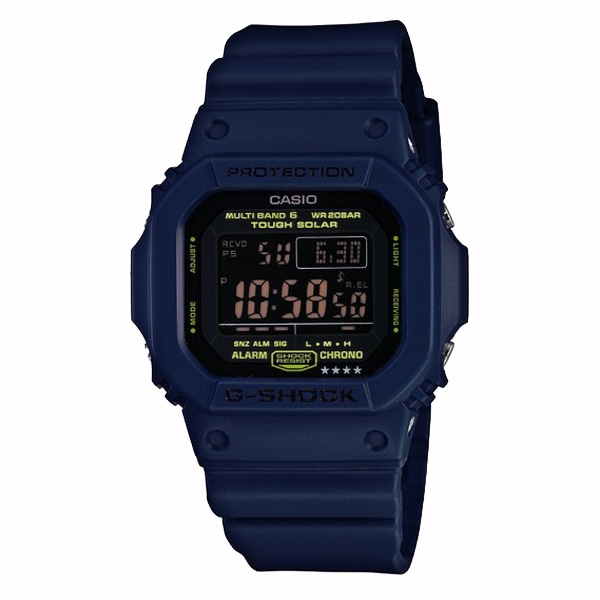 G-SHOCK ジーショック【G-SHOCK ジーショック CASIO カシオ Navy Blue ネイビーブルー 【国内正規品】 メンズ GW-M5610NV-2JF】【ジュエリー・腕時計 メンズG-SHOCK】【TiCTAC】チックタックオンラインストア