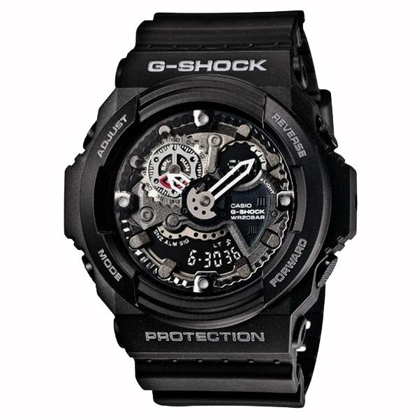 G-SHOCK ジーショック【G-SHOCK ジーショック CASIO カシオ 【国内正規品】 腕時計 ブラック メンズ GA-300-1AJF】【ジュエリー・腕時計 メンズG-SHOCK】【TiCTAC】チックタックオンラインストア