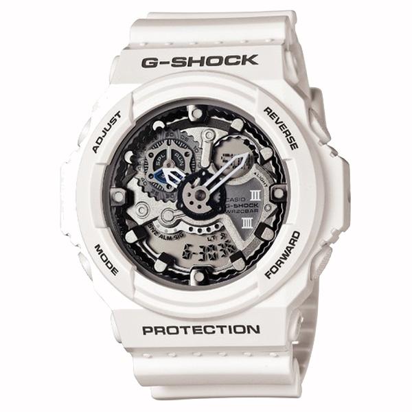 G-SHOCK ジーショック【G-SHOCK ジーショック CASIO カシオ 【国内正規品】 腕時計 ホワイト メンズ GA-300-7AJF】【ジュエリー・腕時計 メンズG-SHOCK】【TiCTAC】チックタックオンラインストア
