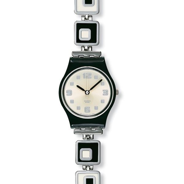 SWATCH スウォッチ【SWATCH スウォッチ 腕時計 CHESSBOARD チェスボード LB160G レディース  [正規輸入品] LB160G】【ジュエリー・腕時計 レディースSWATCH】【TiCTAC】チックタックオンラインストア