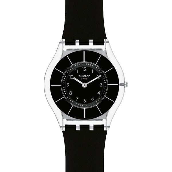 SWATCH スウォッチ【SWATCH スウォッチ BLACK CLASSINESS 腕時計 SFK361】【ジュエリー・腕時計 ユニセックスSWATCH】【TiCTAC】チックタックオンラインストア