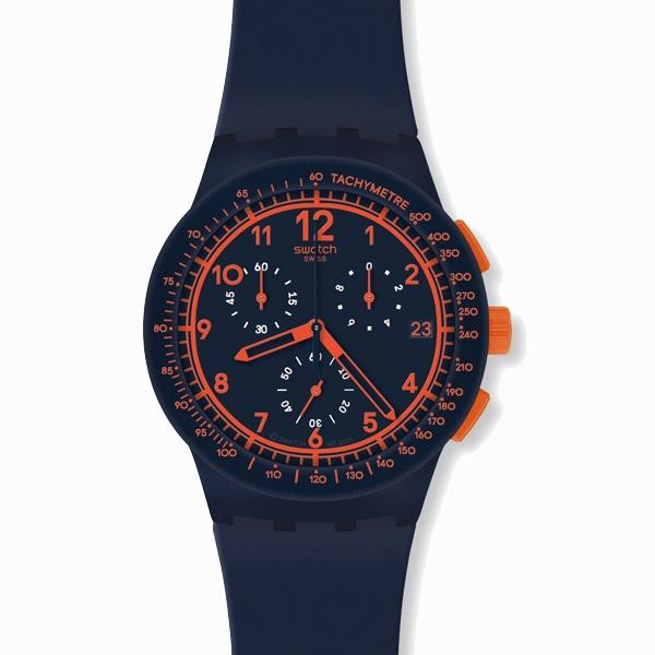 SWATCH スウォッチ【SWATCH スウォッチ REBIRTH BLUE リバース・ブルー 腕時計 【国内正規品】 SUSN401】【ジュエリー・腕時計 ユニセックスSWATCH】【TiCTAC】チックタックオンラインストア