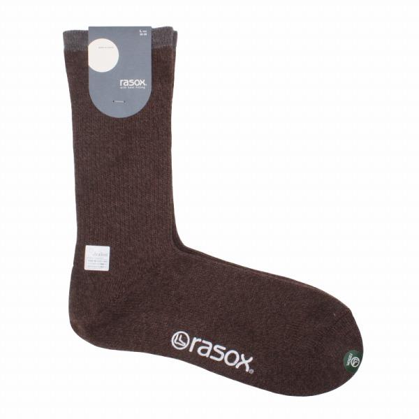 rasox(ラソックス) rasox ラソックス ベーシック ソックス メンズ靴下 Lサイズ BA100CR17【ファッション・アパレル インナーメンズ靴下rasox】【TiCTAC】チックタックオンラインストア