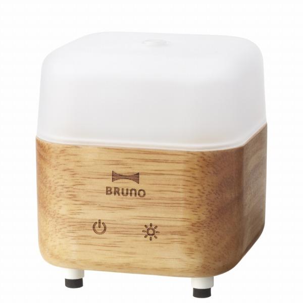 IDEA(イデア) IDEA イデア BRUNO ブルーノ ウッドアロマディフューザー スクエア アロマ加湿器 BOE013