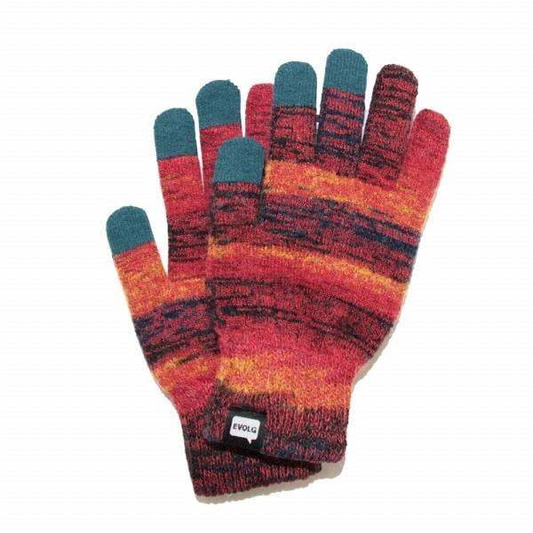 EVOLG(エヴォログ) EVOLG エヴォログ AZTECA タッチパネル対応 手袋 LET2307
