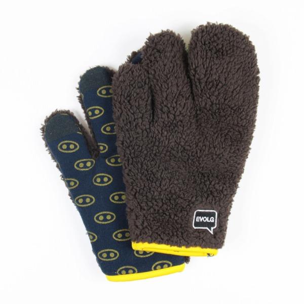 EVOLG(エヴォログ) EVOLG エヴォログ New B-TON タッチパネル対応 手袋 LET2356