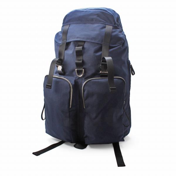 LORINZA(ロリンザ) LORINZA ロリンザ Double Pocket Backpack ダブルポケットバッグパック LO-STN-BP05【ファッション・アパレル バッグメンズリュックLORINZA】【TiCTAC】チックタックオンラインストア