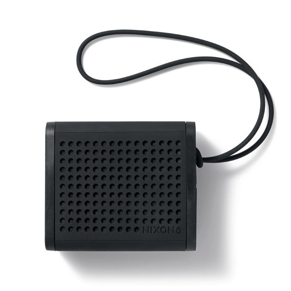 NIXON(ニクソン) NIXON ニクソン THE Mini Blaster ミニブラスター Bluetooth ワイヤレススピーカー NH012【家電・AV 生活家電スピーカーNIXON】【TiCTAC】チックタックオンラインストア