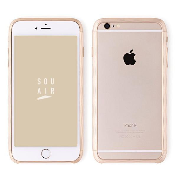 SQUAIR(スクウェア) SQUAIR スクウェア The Dimple for iPhone6 Plus 金属製バンパー【バッグ・小物・ブランド雑貨 アイフォンケースSQUAIR】【TiCTAC】チックタックオンラインストア