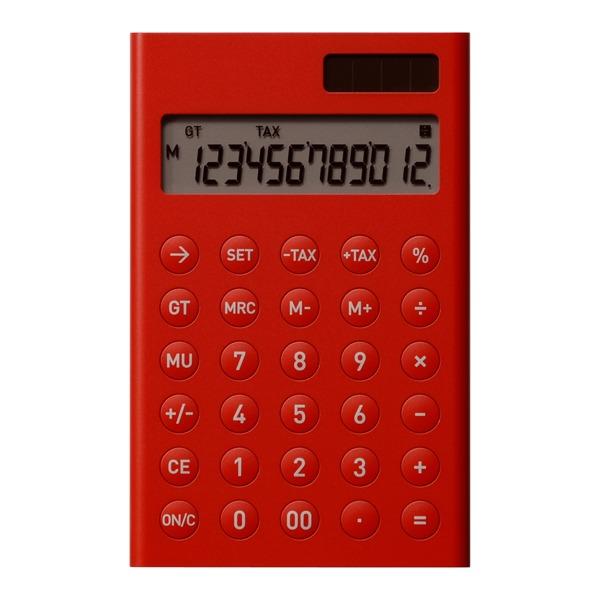 ±0(プラスマイナスゼロ) ±0 プラスマイナスゼロ Calculators 電子計算機S 電卓 ZZD-R020【キッチン・日用品雑貨 文具電卓±0】【TiCTAC】チックタックオンラインストア