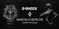 G-SHOCK × MARCELO BURLON