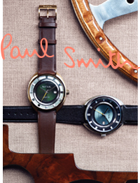 Paul Smith WATCH�@�|�[���E�X�~�X �E�H�b�`