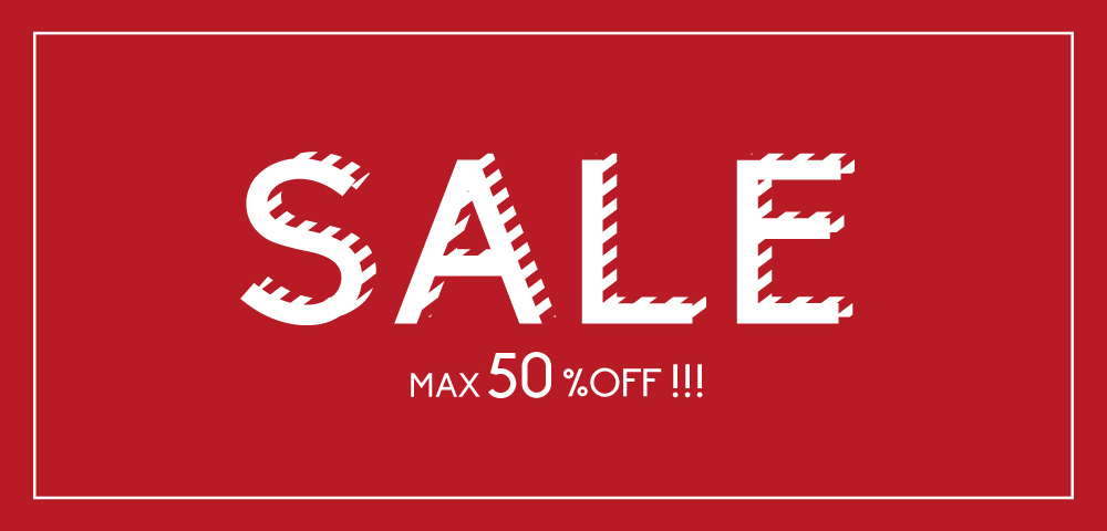 SPECIAL PRICE DOWN SALE MAX50%OFF