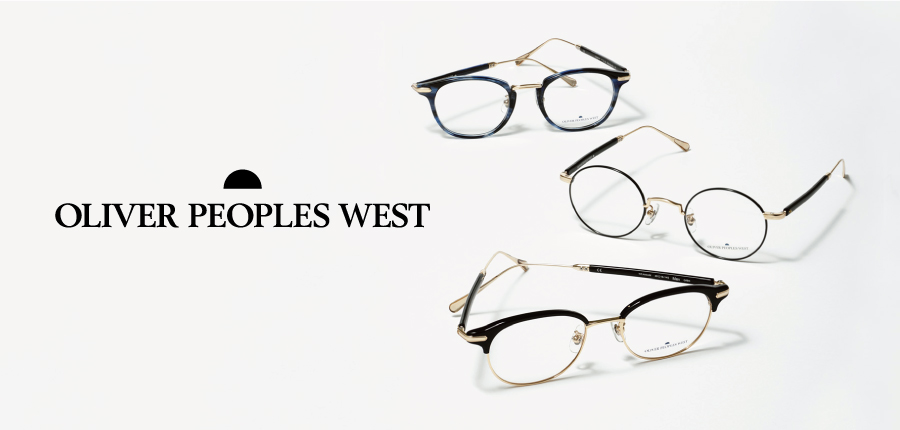 OLIVER PEOPLES WEST