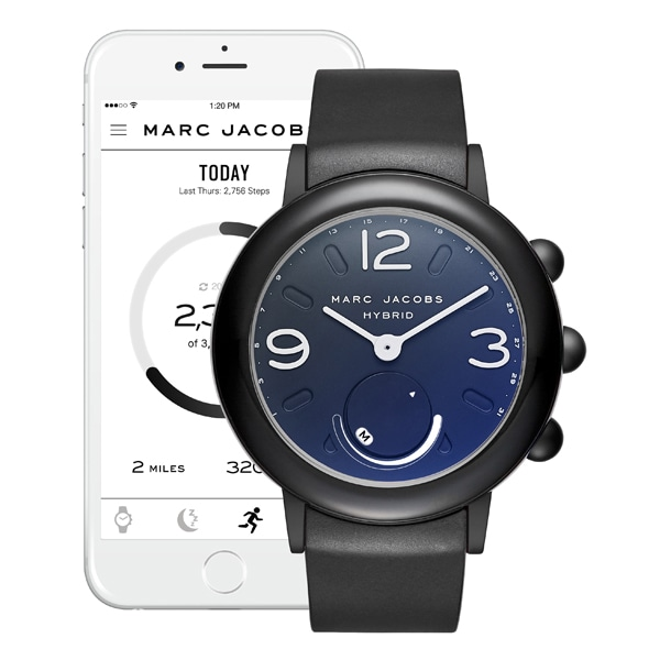 MARC JACOBS マーク ジェイコブス CONNECTED RILEY HYBRID 国内正規品 腕時計 MJT1002