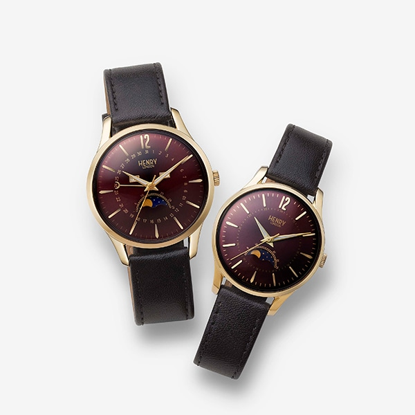 HENRY LONDON ヘンリー ロンドン 腕時計 レディス TiCTAC別注ペア ...