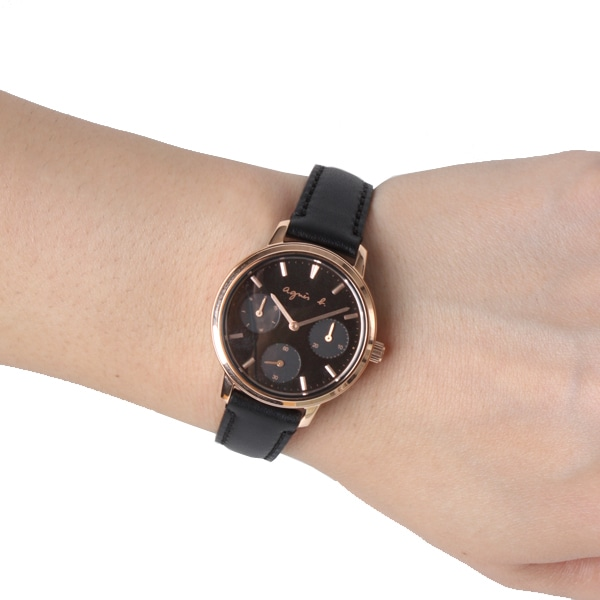 info for 44349 b91da TiCTAC]agnes b. アニエスベー SAM ペア 【国内正規品】 腕時計 ...