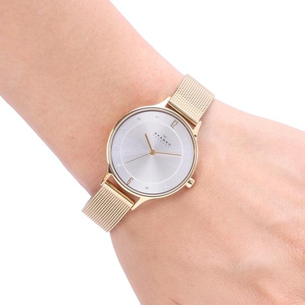7c7c1b4281 SKAGEN スカーゲン ANITA アニータ 腕時計 【国内正規品】 レディース SKW2150