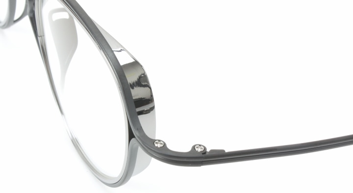 DITA ディータ HALIOD 03 Col:Black Iron/Palladium lens rims 眼鏡 メガネ DTX100-48-03