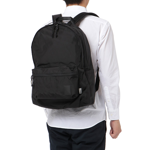 THE BROWN BUFFALO ザ ブラウン バッファロー STANDARD ISSUE BACKPACK バックパック リュック ブラック