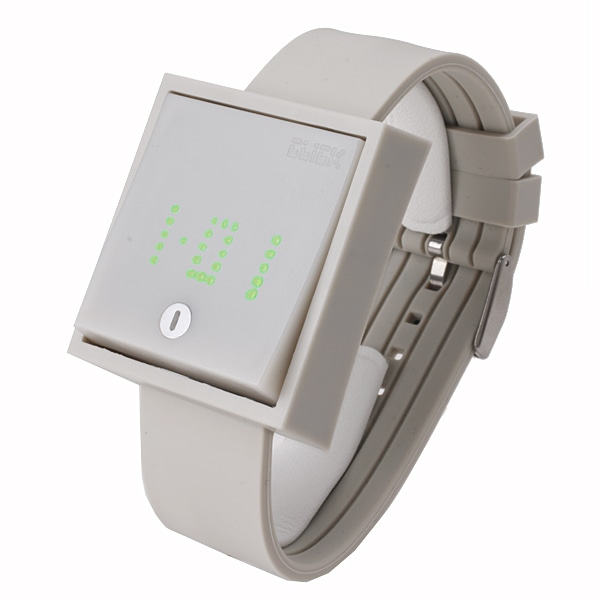 【SALE!!】WALL SWITCH WATCH ウォールスウィッチ 腕時計 アイボリー HAU-WS-IV