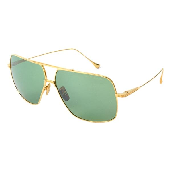 357c2335b3b DITA ディータ FLIGHT.005 フライト5 7805-G(12k Gold w Vintage Green-Silver Flash-AR)  サングラス