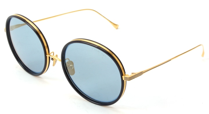 dita freebird d col navy 18k gold w dark blue gold flash ar