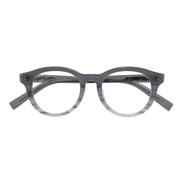 ENALLOID エナロイド No.5PF 094(グレーグラデーション) POKER FACE別注カラー 眼鏡 メガネ