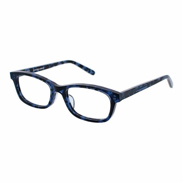 與市×POKER FACE 別注モデル PY-11 NV(ネイビー) 金子眼鏡 鯖江 手造り