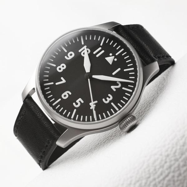 ad54425bc7 STOWA ストーヴァ Flieger Verus 40 フリーガー・ウェールス40 腕時計 ...