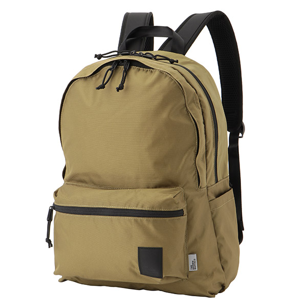 THE BROWN BUFFALO ザ ブラウン バッファロー STANDARD ISSUE BACKPACK バックパック リュック ベージュ