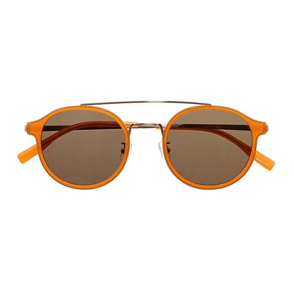 PFC POKER FACE COLORS ポーカーフェイスカラーズ PFCi0707 OR(オレンジ) レンズカラー:ブラウン サングラス