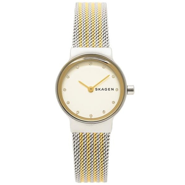 6b5c3701cd SKAGEN スカーゲン FREJA フレジャ 【国内正規品】 レディス 腕時計 SKW2698