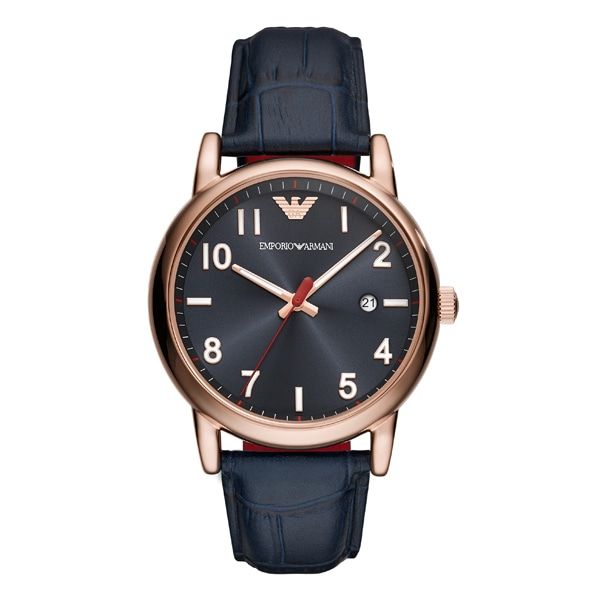 76dc44a6f9 EMPORIO ARMANI エンポリオ アルマーニ LUIGI 国内正規品 腕時計 AR11135