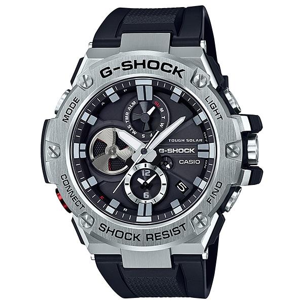 f7be89a83d G-SHOCK ジーショック CASIO カシオ G-STEEL タフネスクロノグラフ 【国内正規