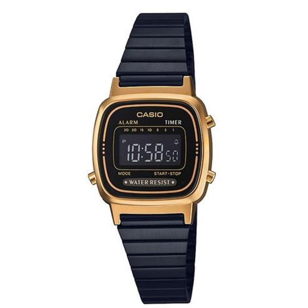 31d59f13a2 CASIO カシオ スタンダード デジタル 腕時計 LA670WEGB-1BJF