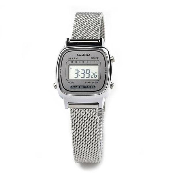 9827a65459 CASIO カシオ スタンダード デジタル 腕時計 LA670WEM-7JF