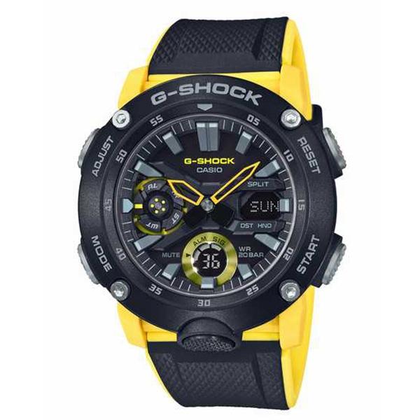 6909234055 G-SHOCK ジーショック CASIO カシオ カーボンコアガード 腕時計 メンズ GA-2000-1A9JF