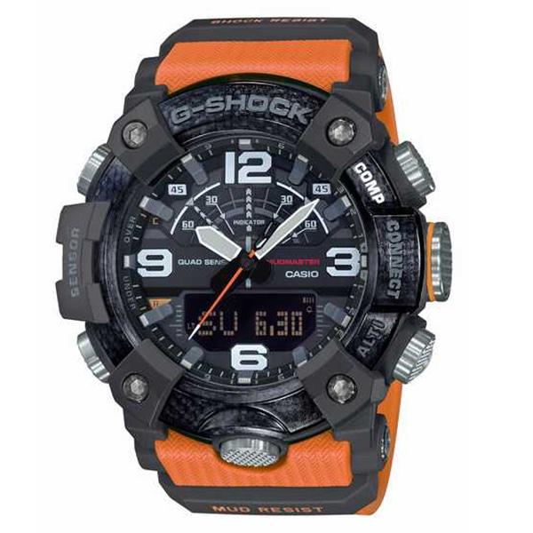 9f0ee323d0 G-SHOCK カシオ Gショック MUDMASTER マッドマスター 腕時計 メンズ MASTER OF G GG-