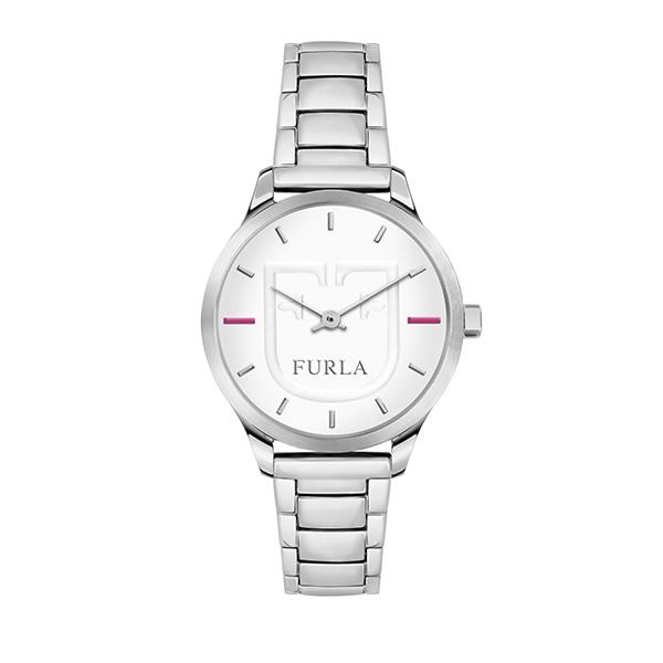 553ed4d15277 FURLA フルラ Like scudo 32mm 腕時計 レディース R4253125501(シルバー ...