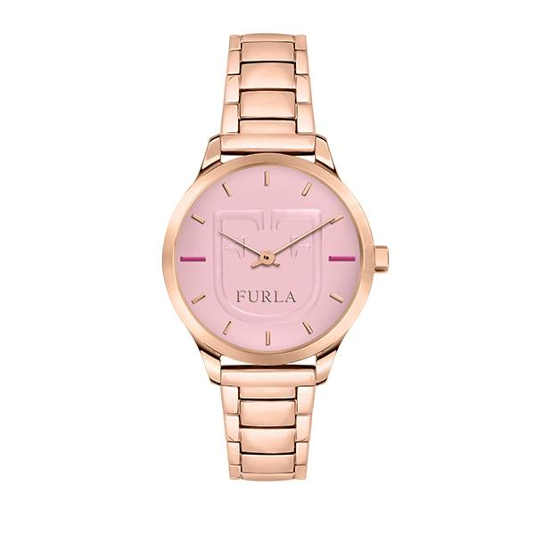 01c8d3c11773 FURLA フルラ Like scudo 32mm 腕時計 レディース R4253125503(ピンク ...