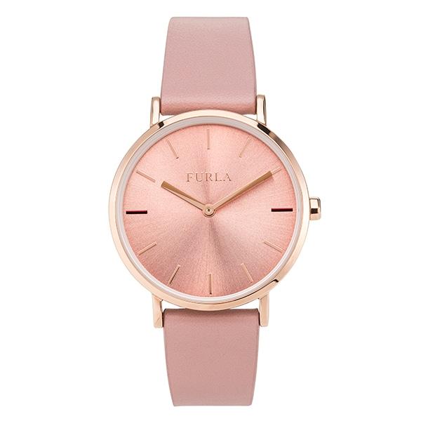 868ba3915f5f FURLA フルラ GIADA ジャーダ アーモンドピンク 腕時計 レディース R4251108545