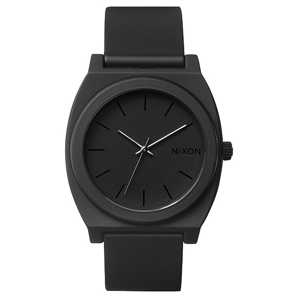 c4b6c3b283 NIXON ニクソン Time Teller P タイムテラー マットブラック 腕時計 【国内正規 ...
